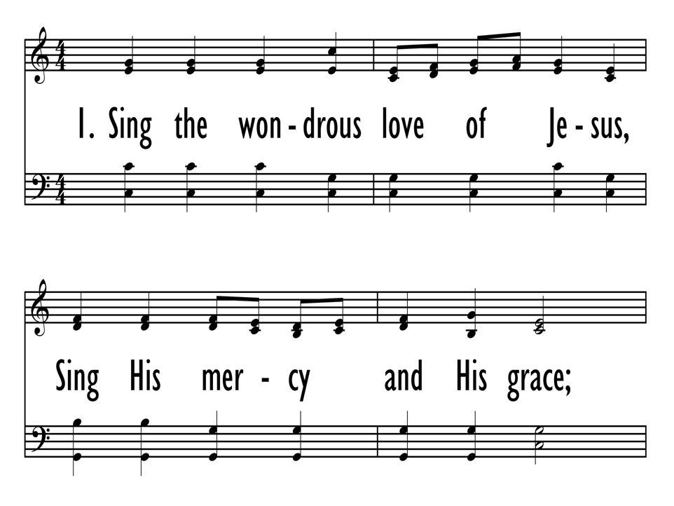 When We All Get To Heaven Hymnary