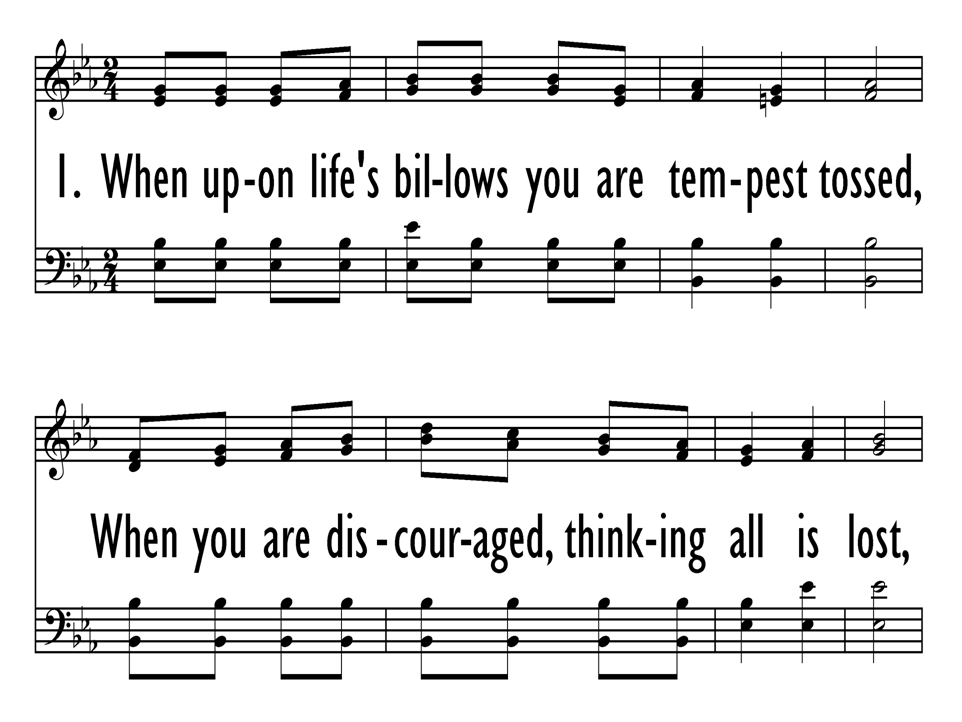 Lyric count your blessings hymn lyrics : Count Your Blessings | Hymnary.org
