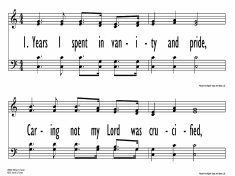 At Calvary Hymnary
