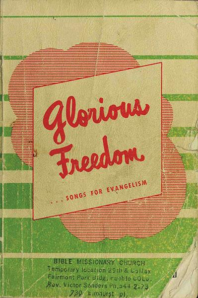 Glorious Freedom : Gospel Songs and Hymns for Congregational