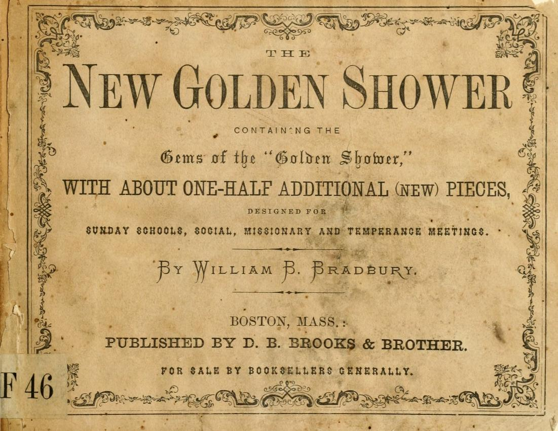 goldenshowers the