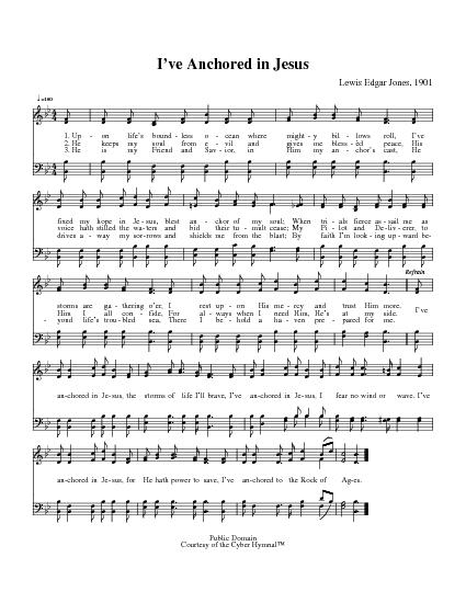 timeline of jesus life sheet music pdf