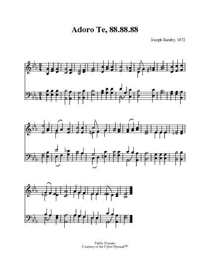 Jesus, my Lord, my God, my all | Hymnary.org