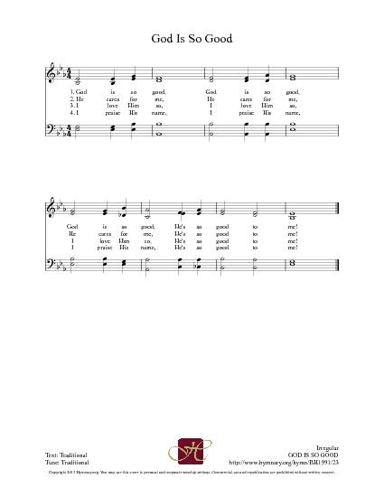 god good hymnaryorg