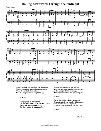 The angels\' song | Hymnary.org