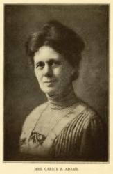 Carrie B. Adams