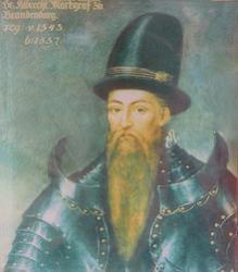 Margrave Albrecht Alcibiades