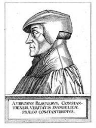 Ambrosius Blaurer