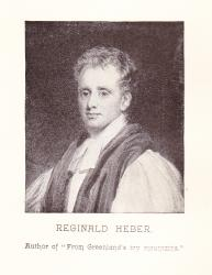 Reginald Heber