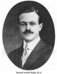 H. A. Walter
