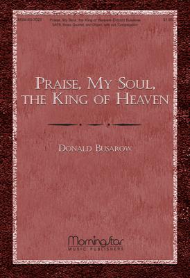 praise my soul the king of heaven pdf