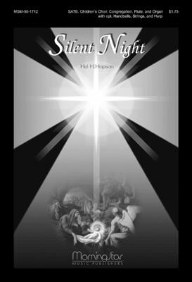 silent night choral arrangement pdf