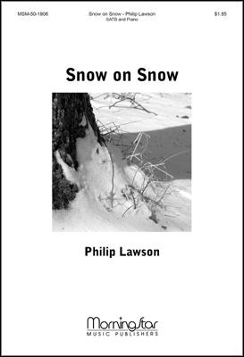 Snow on snow hymnary org