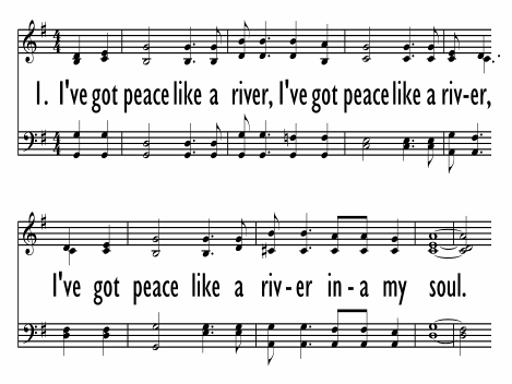 peace like a river miracles Leif enger, peace like a river,atlantic monthly press: new york, 2001 peace like a river begins with a miracle helen land gives birth to a son, reuben, b.