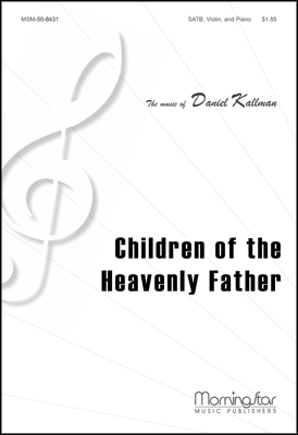 Children of the Heavenly Father   Hymnary org