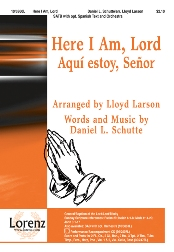 Here I Am, Lord | Hymnary org