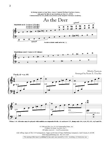 do a deer sheet music pdf