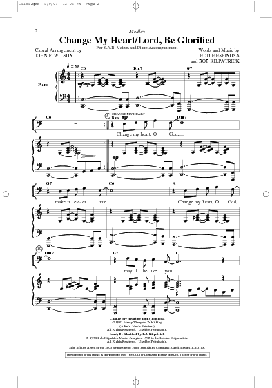 unchain my heart sheet music pdf