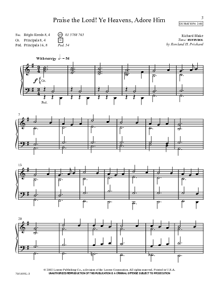 Simple Solutions for Sunday at the Organ (Easy Preludes, Offertories
