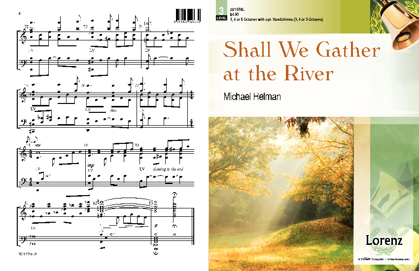 shall we gather at the river copland pdf