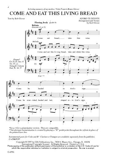 filetype pdf celebrate jesus bass parts