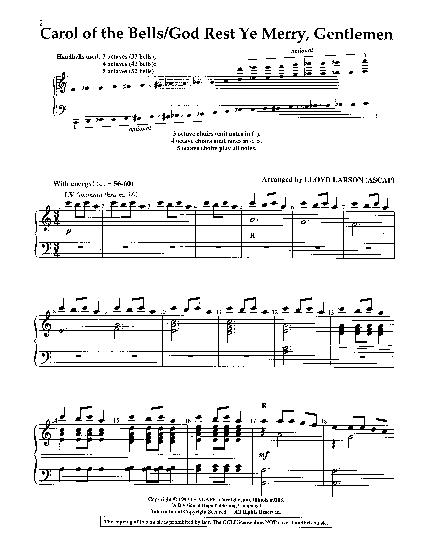 god rest ye merry gentlemen pentatonix sheet music pdf