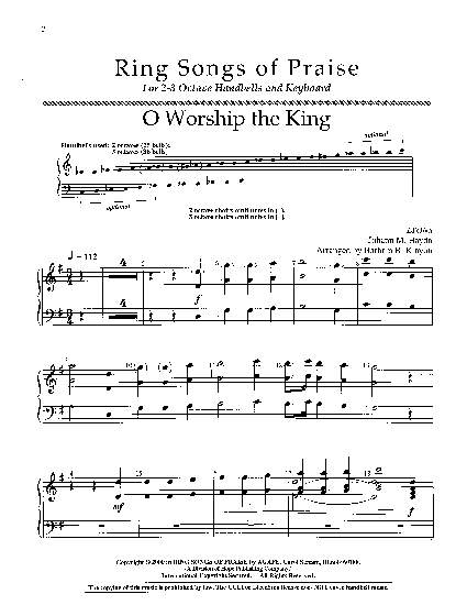 RING SONGS OF PRAISE - Hymnary org