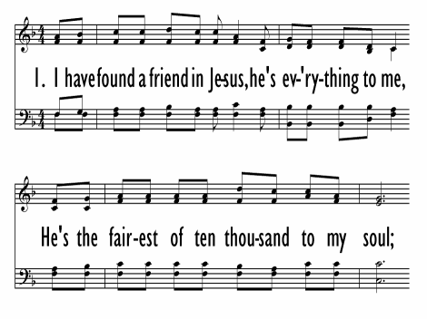 The Lily Of The Valley Hymnary