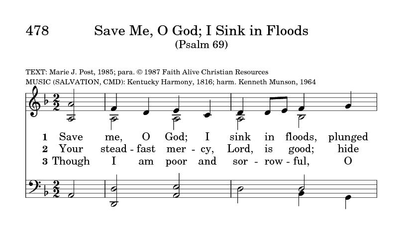SALVATION (Boyd) | Hymnary org