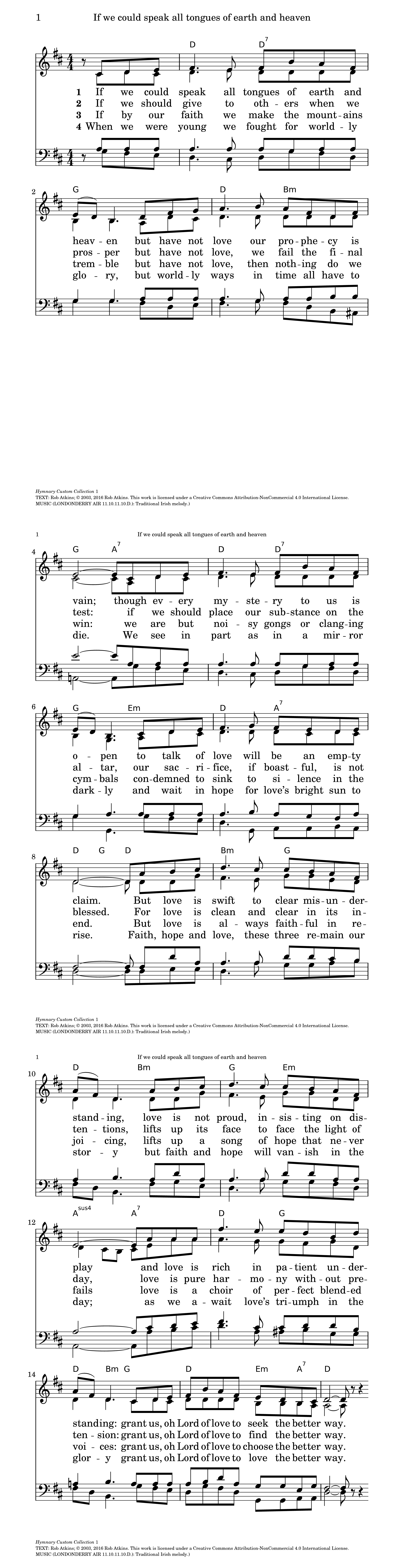 LONDONDERRY AIR   Hymnary org