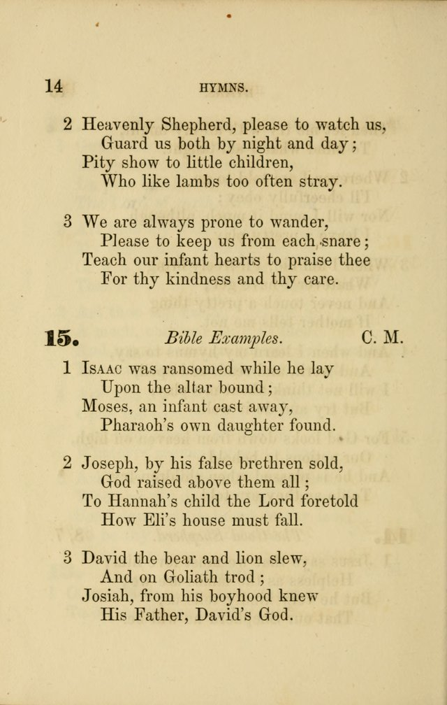 One Hundred Progressive Hymns page 11