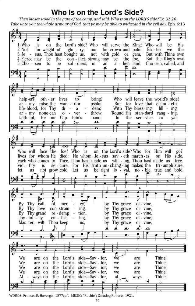 Rachie Hymnary