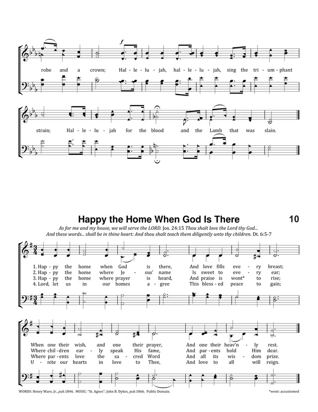 50 Uncommon Songs: for partakers of the common salvation page 13
