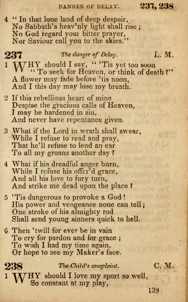 The American Baptist Sabbath-School Hymn-Book page 145