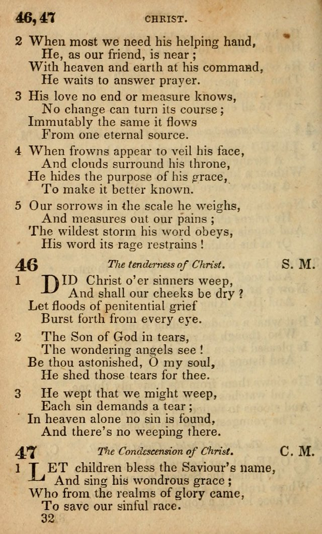 The American Baptist Sabbath-School Hymn-Book page 34