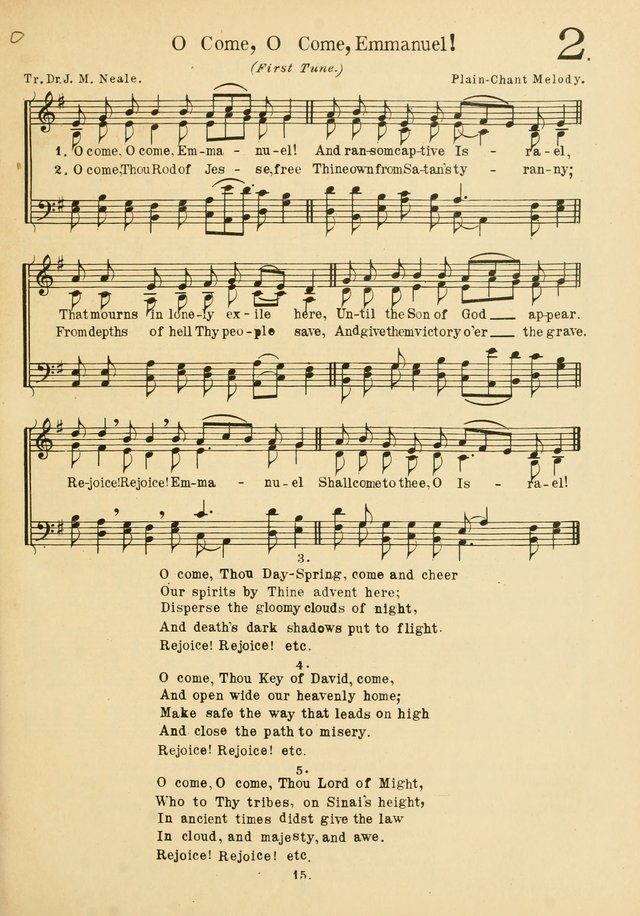American Catholic Hymnal: an extensive collection of hymns ...