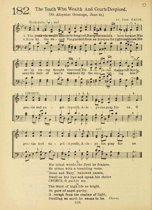 Hymn To St Aloysius Gonzaga Hymnary Org