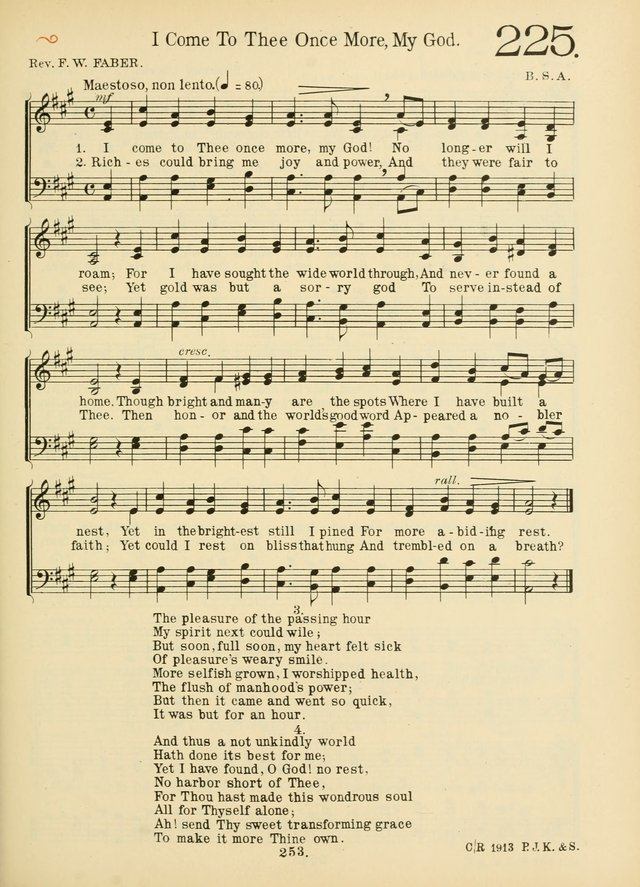 Lyric my god and i lyrics : I come to thee, once more, my God - Hymnary.org