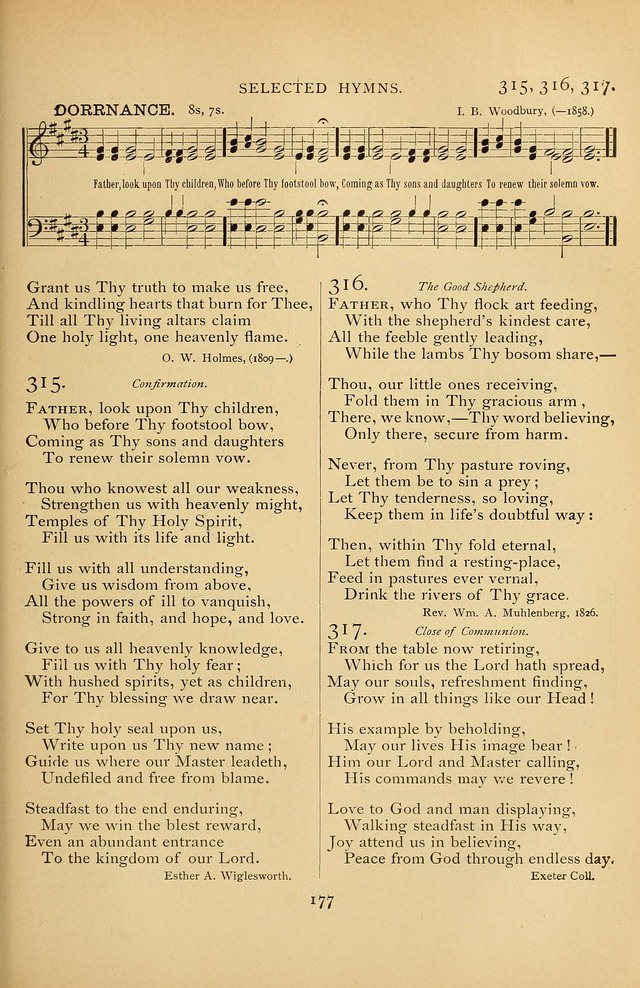 Hymnal Amore Dei page 175