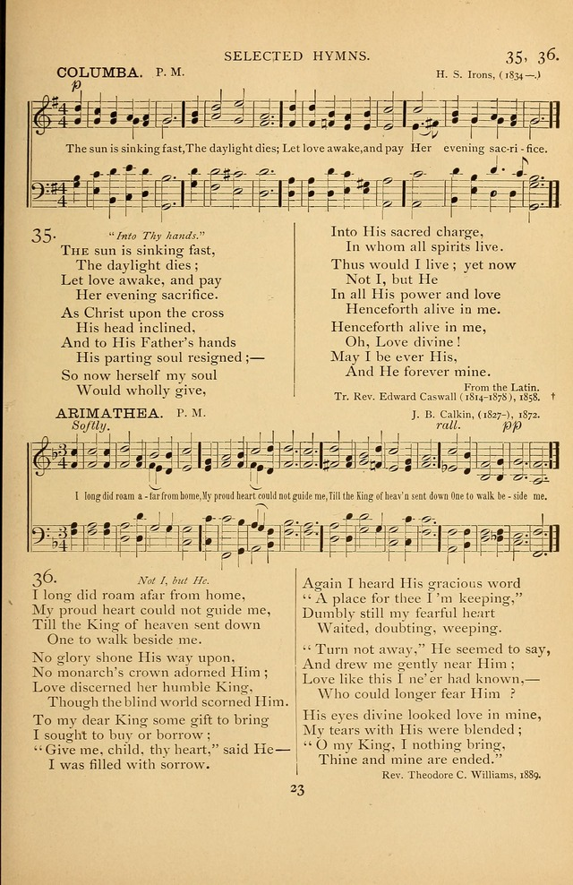 Hymnal Amore Dei page 21