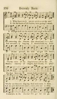 What heavenly music steals over the sea | Hymnary org