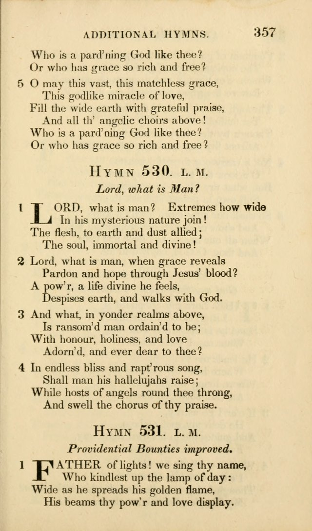 Additional Hymns to the Collection of Hymns for the use of Evangelical     Lutheran Churches page 8