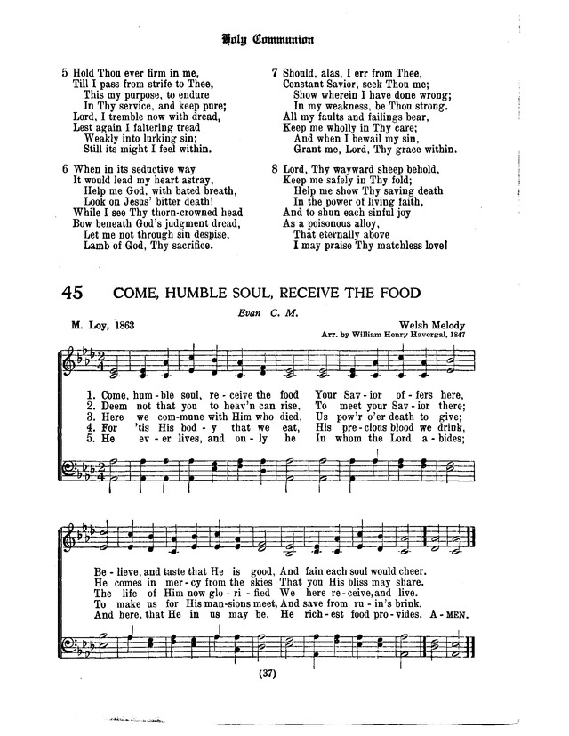 American Lutheran Hymnal page 245