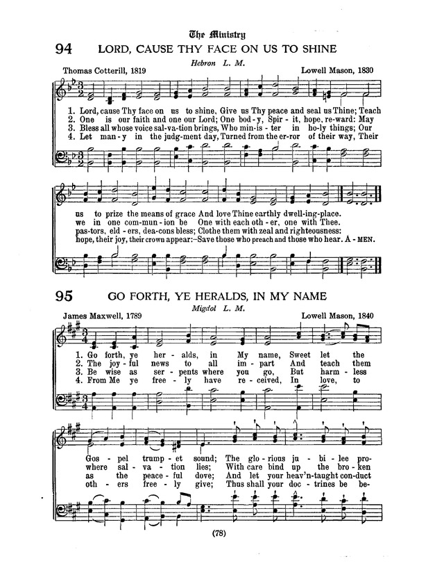 American Lutheran Hymnal page 286