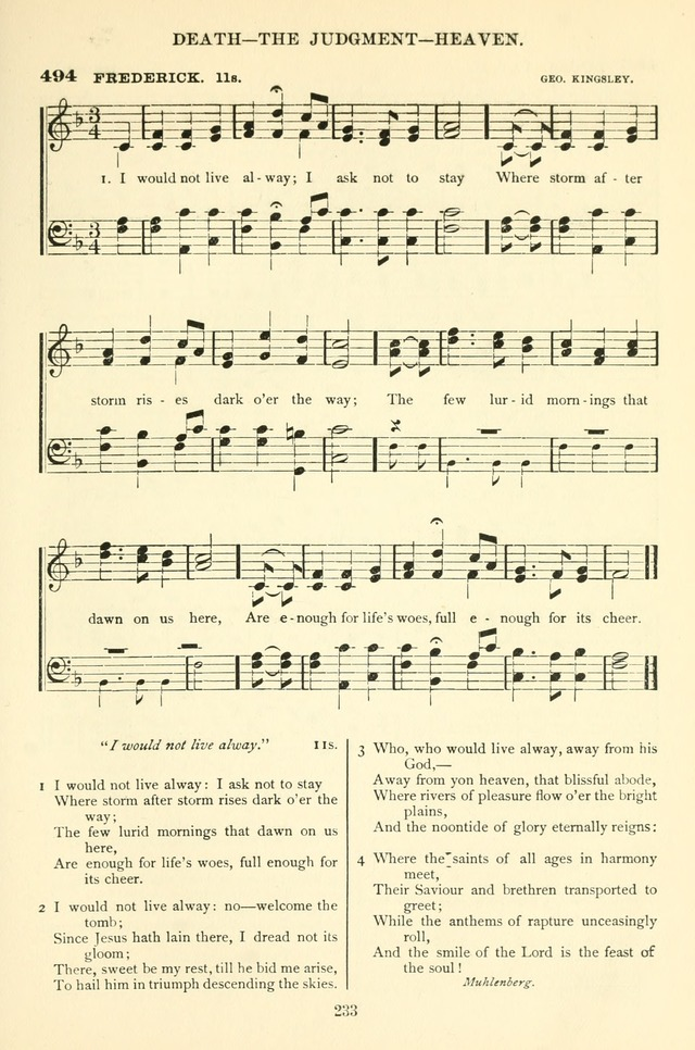 African Methodist Episcopal hymn and tune book: adapted to the doctrine and usages of the church. page 262