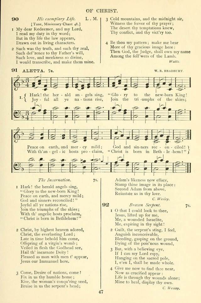 African Methodist Episcopal hymn and tune book: adapted to the doctrine and usages of the church. page 72