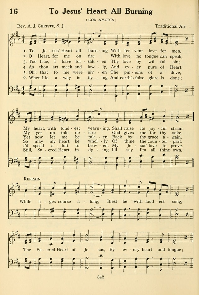 The Army and Navy Hymnal page 342
