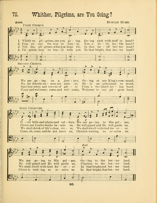 Augsburg Songs No. 2: for Sunday schools and other services page 102