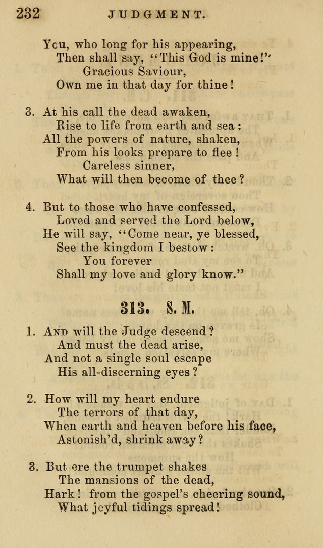 The American Sunday-School Hymn-Book page 233