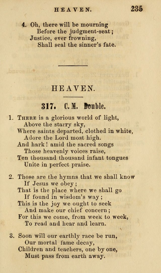 The American Sunday-School Hymn-Book page 236